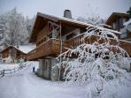 Le Cairn - 10p traditional Savoyard Chalet in Ski in/Ski out Bellecote Park