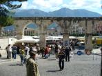 Sulmona market (8 kms from house)