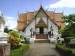 VISIT THE MANY HISTORIC TEMPLES OF NAN, INCLUDING THE RENOWN WAT PHUMIN