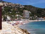 Beach at Javea (Port)