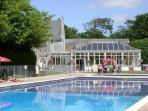 Pool & Manor House