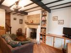 Everything you could want of a historical holiday cottage
