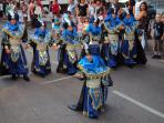 Fiesta Moors & Christians Parade in July
