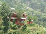 Shivapuri Poinsettia Cottage