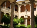 Historical architecture in Murcia City within a 30 minute drive