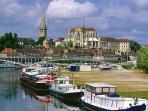 Port d'Auxerre