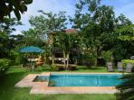 Villa in Nai Yang, Beautiful garden Villa with private pool. Lovely large garden great area to relax
