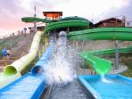 Family fun at Tatralandia water park