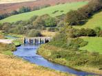 Endless walks & stunning scenery on Exmoor