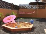 Covered Sandpit - Guaranteed Fun!