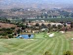 Wall to wall golf and course views in La Cala Hills