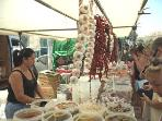 Market day in La Cala Wednesday & Friday - not to be missed