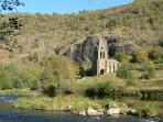 Gorges - River Allier - for walking,canoeing,picnics,cycling or just enjoy the drive.