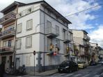 Spacious 3 bedroom apartment with balcony in Viareggio, Tuscany