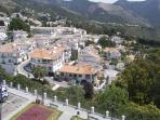 Mijas from the town hall