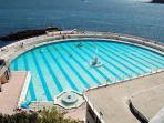 tinside pool Plymouth Hoe