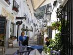 Mijas street