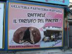Famous Tartufo Ice-cream