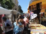 Olonzac Market