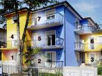disposizione appartamenti