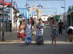 Join in the fun and festivities at the local fiestas