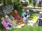 Teddy bear picnics each week