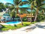Stunning 3 bedroom beachfront villa