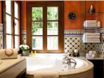 Master Bathroom with Jaccuzi