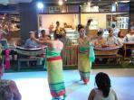 Show in Hua Hin Village Market.