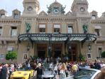 Casino in Monaco,easy to reach by car or train
