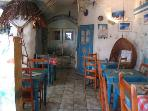 Greek restaurant 'Santorini'