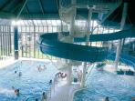 Great indoor pool at China Fleet