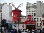 Moulin Rouge nearby
