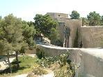 Castle at Alicante