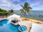 LomaniWai luxurious all-inclusive beachfront Villa