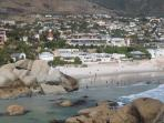 Glen Beach - Camps Bay