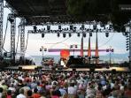 Jazz Festival at La Pinede, Juan les Pins - July
