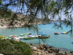 Konnos Beach in Protaras Area