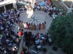 The weekly 'Cyprus Night' in Pissouri Village is well worth a visit