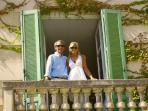 Guy and Gaby, the owners welcome you to the Moulin, their home and their passion: