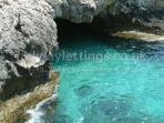 The Famous Blue Caves Cyprus