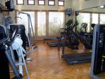 Delta Sharm's excellent gym & spa facilities