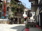Within 15 mins walk, Kalkan offers numerous boutiques and shops offering interesting artifacts.