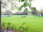 St.Edwards playing fields opposite
