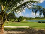 Play golf at the Barbados Golf Club
