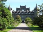 Inveraray Castle - a great day out