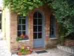 Exterior of La Petite Maison