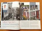 From the magazine 'DET GODE LIV' (In english: 'Life is good')
