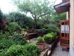 garden - Villa PoliFlora