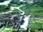 Salamis Ancient Roman Ruins